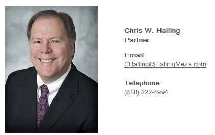 Chris Halling